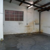 Before Warehouse renovation