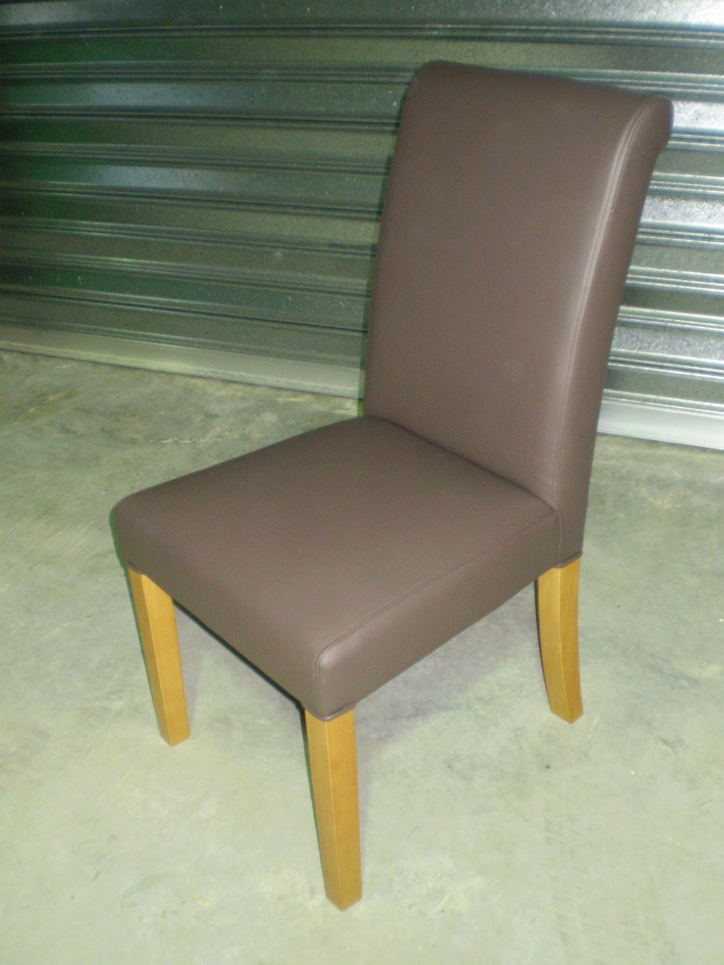 Leather Dining Chair Melbourne Upholstery Servicing