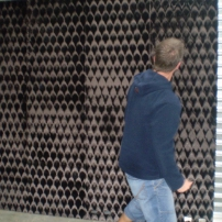 Upholstered Wall Panels custom made by JARO in Melbourne