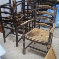 Dining Chairs - Give them a new life!