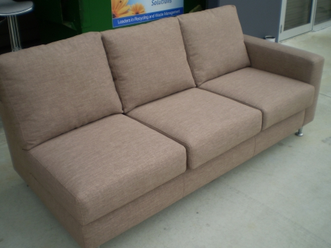 Lounge Suite Reupholstered
