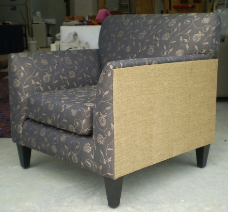 Arm Chair Upholstery