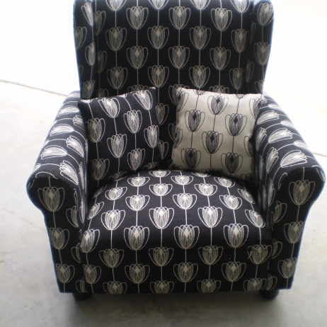 JARO'S ANGEL WING CHAIR