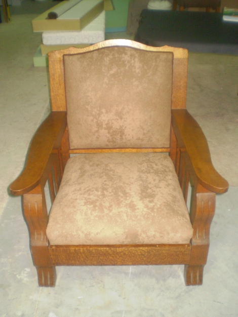 Lucy's 2 Seater & Chair Reupholstery