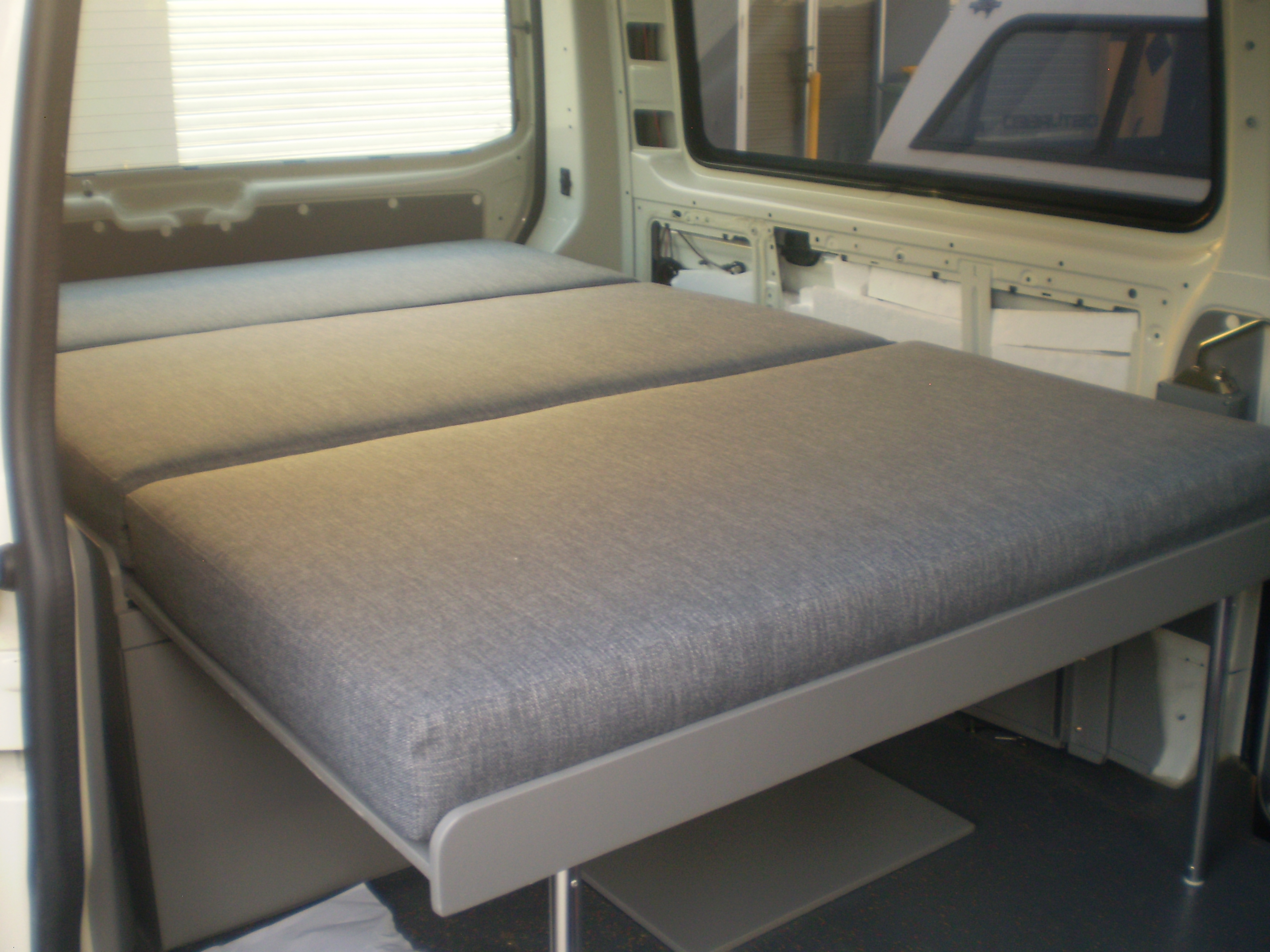 Campervan Beds And Seating Melbourne Upholstery