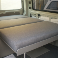 Campervan Beds and Seating