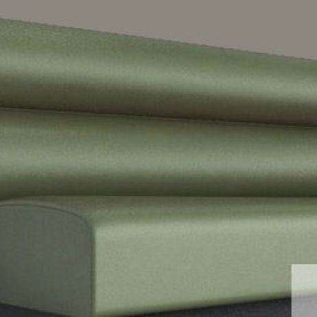 Double Rolled Banquette manufactured in Melbourne & Gippsland by JARO Upholstery