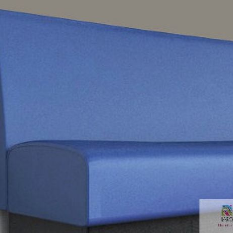 Plain Banquette Seat manufactured in Melbourne & Gippsland by JARO Upholstery