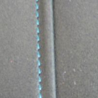 SINGLE TOP STITCH
