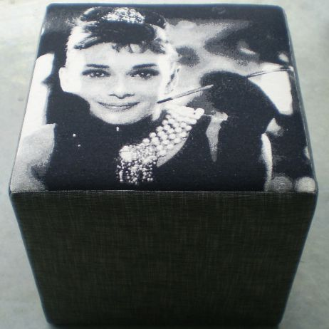 Brand New Ottomans - All Shapes and Sizes Available at JARO Upholstery