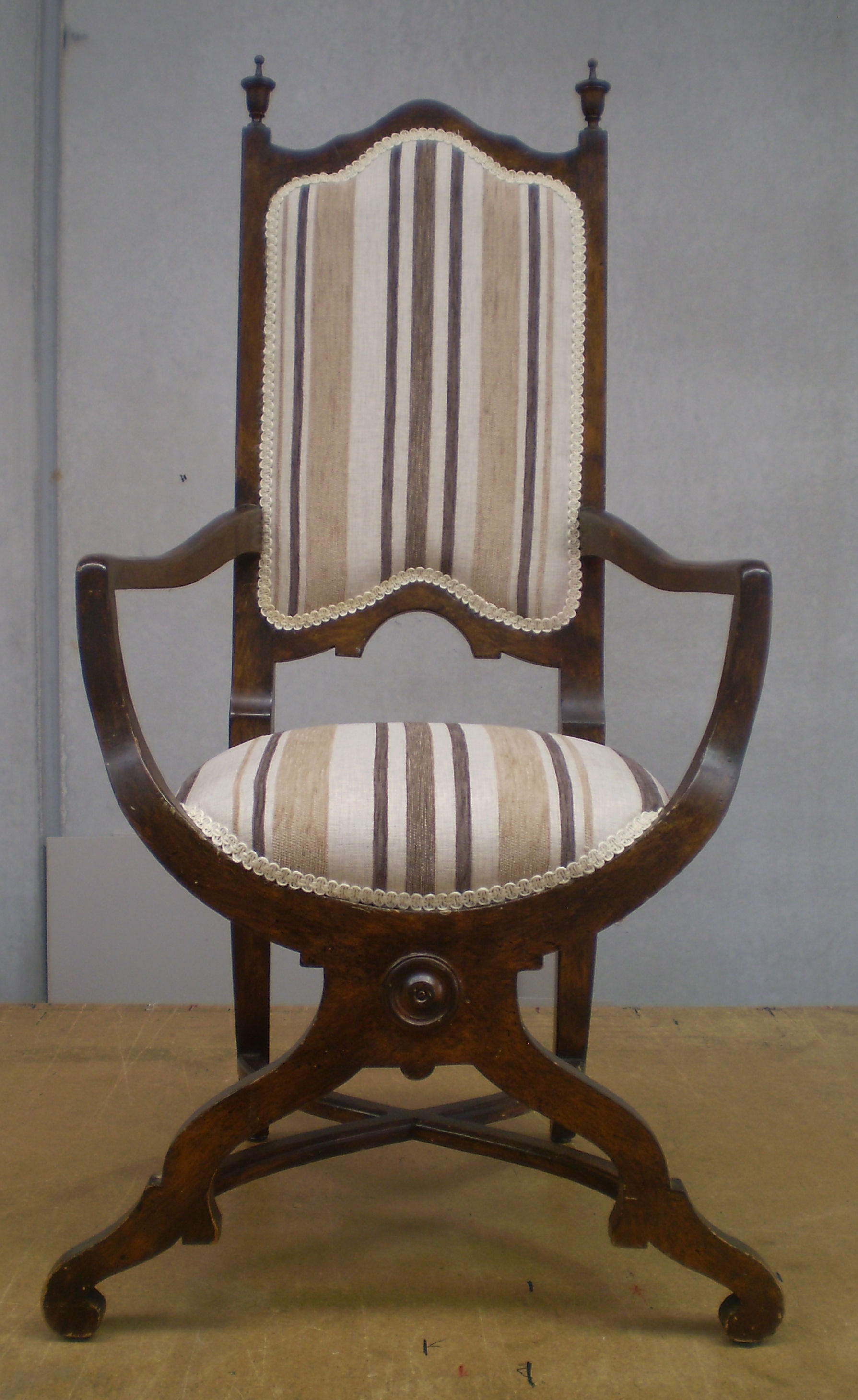 Elizabethan Chair Reupholstery JARO UPHOLSTERY Melbourne CBD