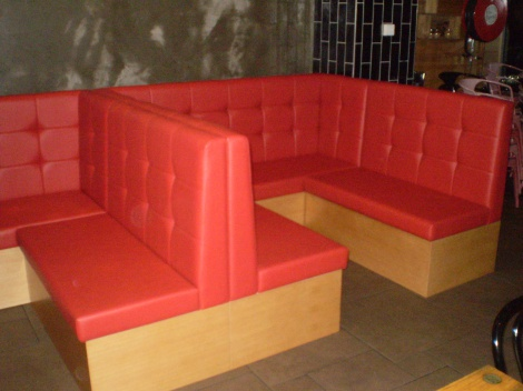 Booth and Banquette Seats for Restaurants, Cafes, Pubs Melbourne, Geelong, Gippsland, Peninsula