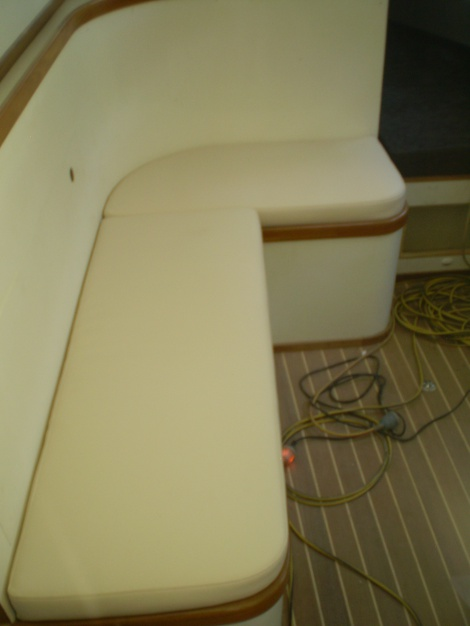 Marine Boat Seat Upholstery, Melbourne, Mornington Peninsula, Gippsland areas