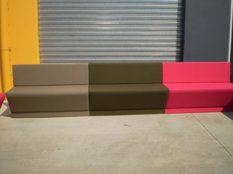"Melbourne Banquette & Booth Seating Specialists ""JARO"""