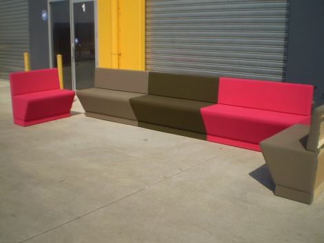 Kindergarten & Childcare Seating - A modern style of chair for children & adults.