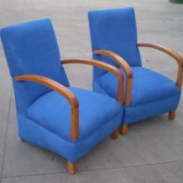 Reupholstery of old Chairs available in Melbourne, Mornington Peninsula, Gippsland areas