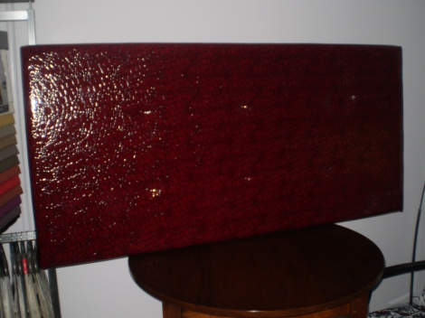 Upholstered Bed Board (Bedheads) available in Melbourne and surrounding areas.