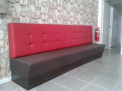 Melbourne's affordable Banquette & Booth Seating solutions.  Quality seating for your budget!