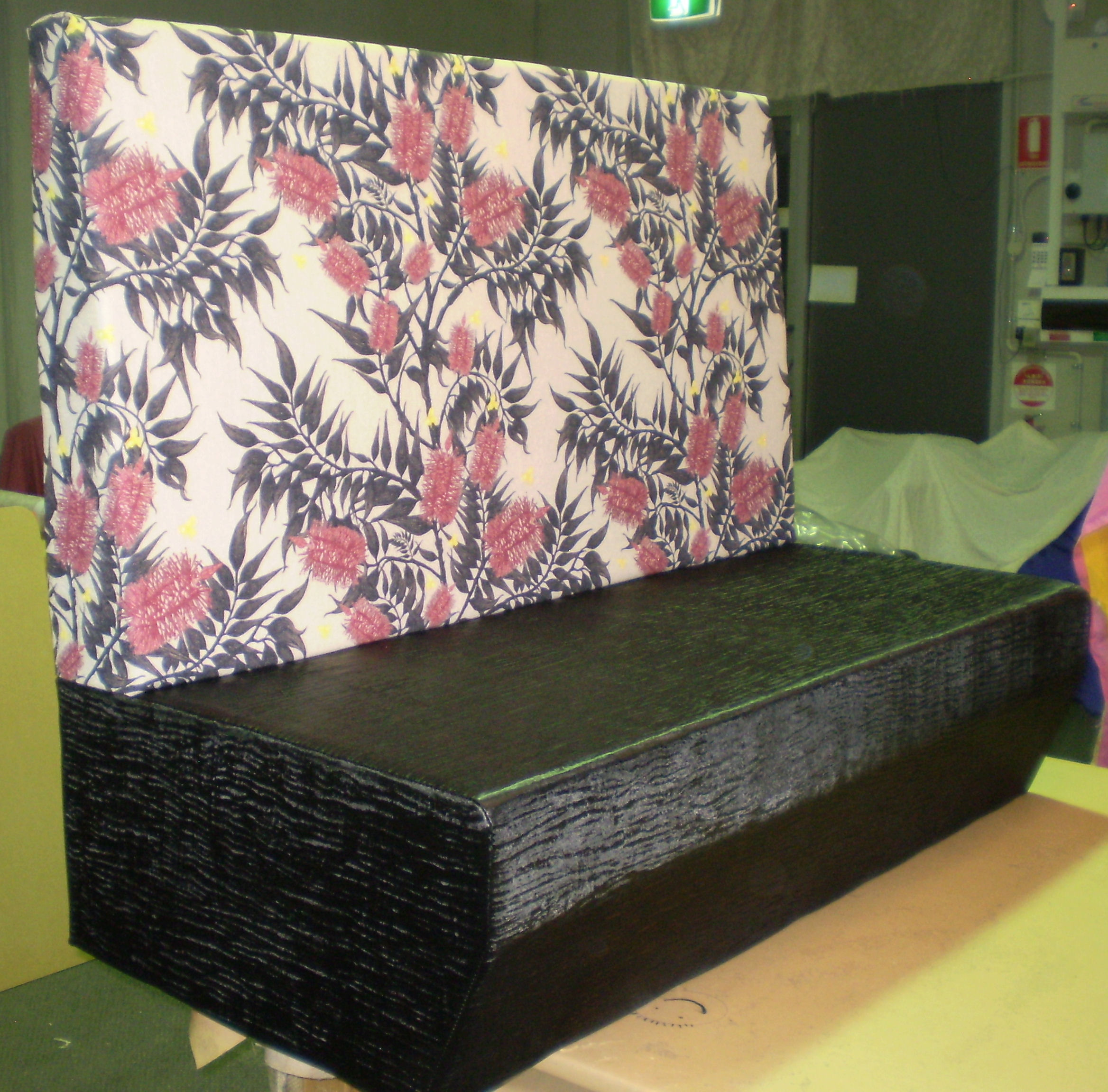 The Block Banquette Seat Looked Fantastic! We Can Design