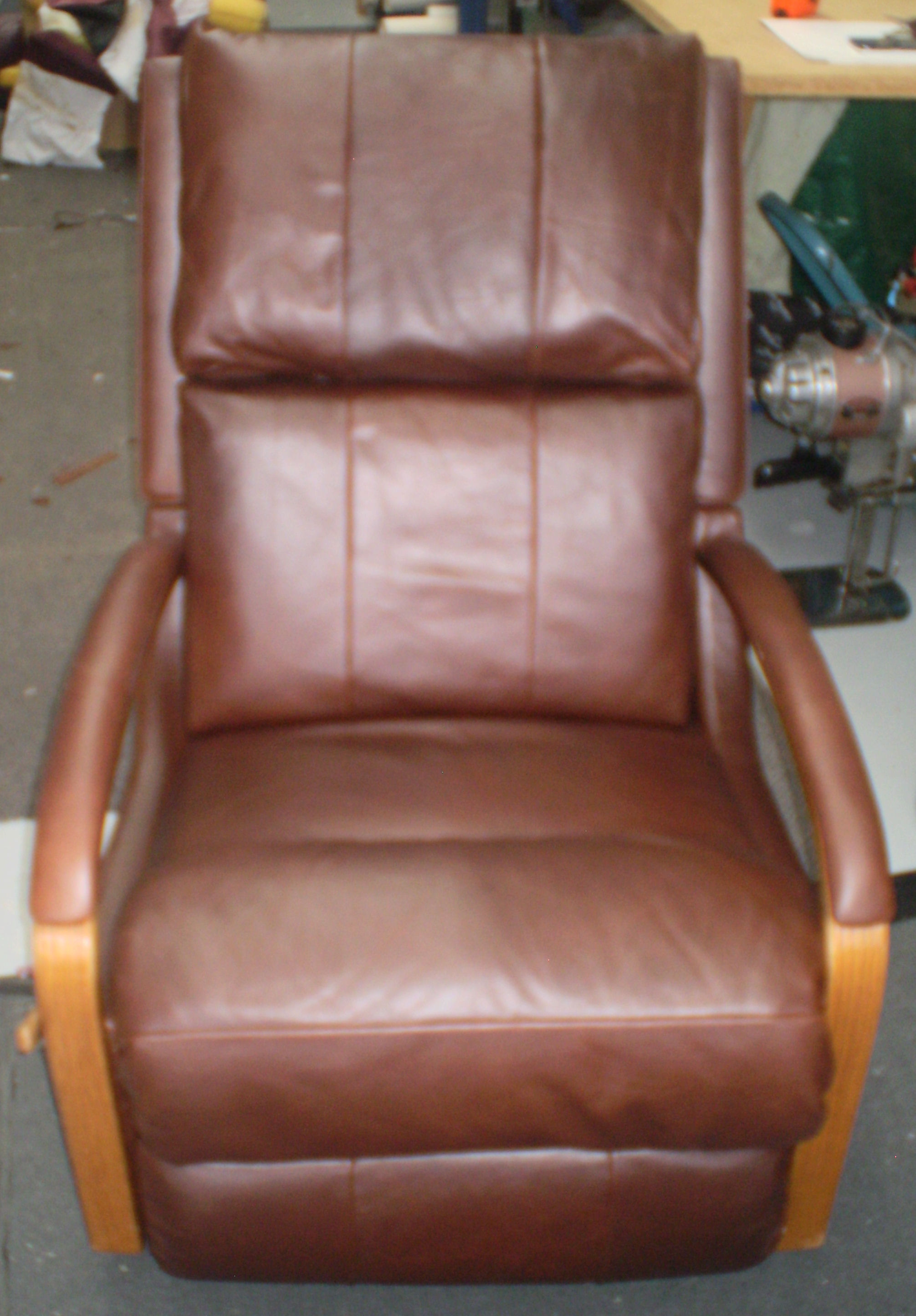 Lazy Boy Leather Recliners Reupholstery