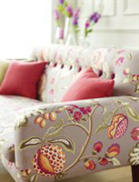Warm Pink Tones For Sofas Lounge Suites Chairs Amp Beds
