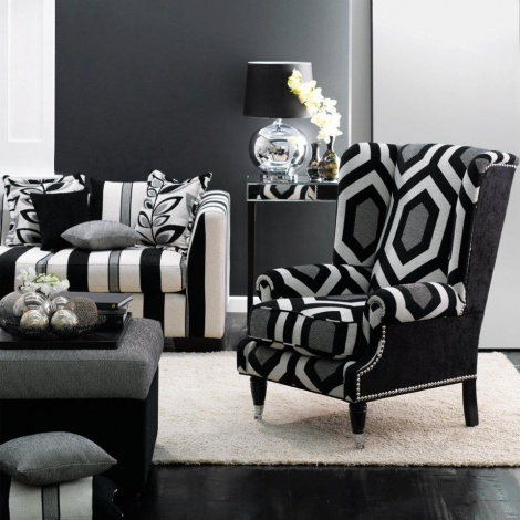Warwick's Citi Chic a bold choice for your Arm Chair, Melbourne