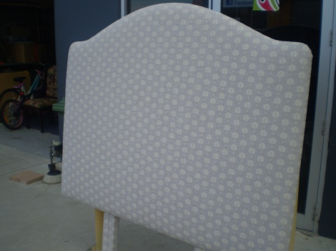Designer bed heads or boards upholstered in gorgeous modern fabrics & leathers by JARO, Melbourne