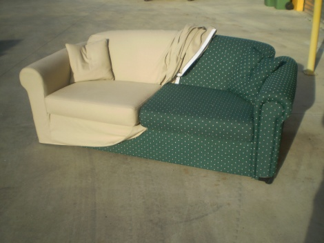 Loose Covers for Sofas & Chairs, Melbourne & Gippsland areas