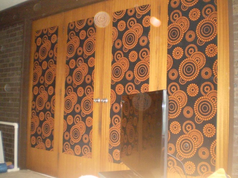 Upholstered Wall Panels for Doors and Walls, Melbourne areas