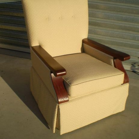 Old Chair Restored by JARO Upholstery