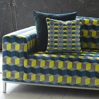 Empire Velvet Collection fabulous for Sofas, Chairs and Banquettes. Available at JARO, Melbourne