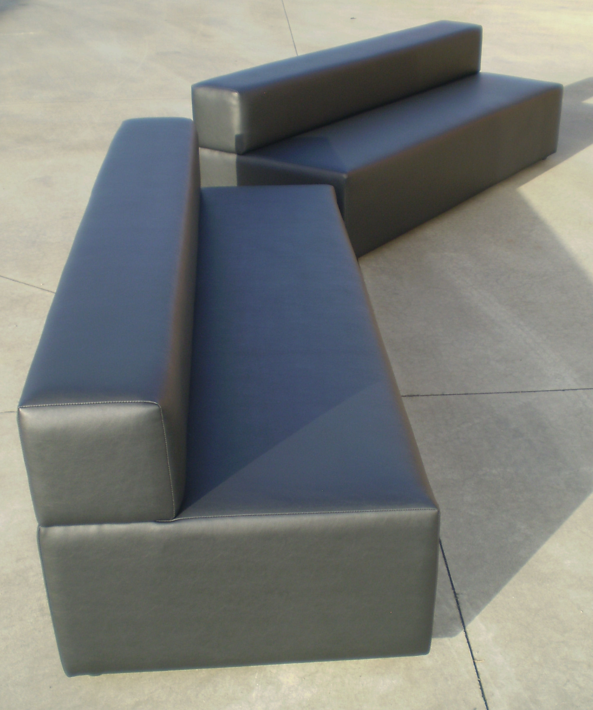 Stylish Night Club Banquette Seats, Many Styles Available