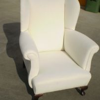 A large selection of Modern & Traditional Wing Chair styles are available at JARO Upholstery, Melb