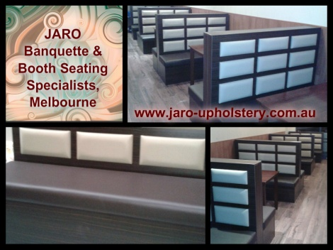 Melbourne Restaurant & Cafe Chairs - Banquette & Booth Seating Specialists