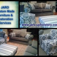 Australian Custom Made Sofas & Chairs available from JARO Upholstery, Melbourne & Gippsland areas