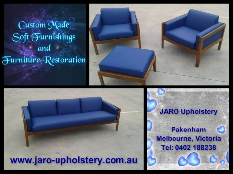 Custom Made Furniture & Furniture Restoration or Reupholstery in Melbourne, Victoria