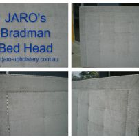 JARO's Bradman Bed Head available in King, Queen, Double, King Single, Single in Pakenham, Melbourne