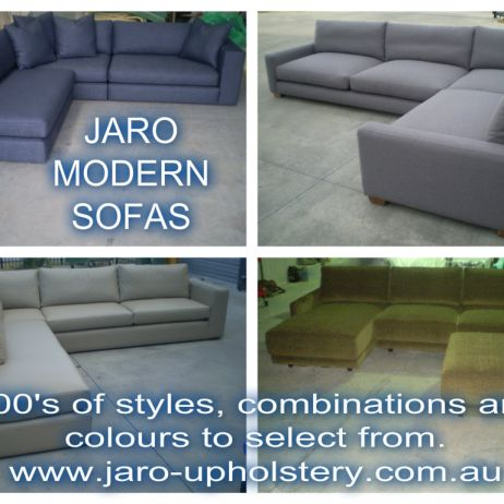 JARO CUSTOM MADE SOFAS & LOUNGE SUITES, MADE IN MELBOURNE AUSTRALIA