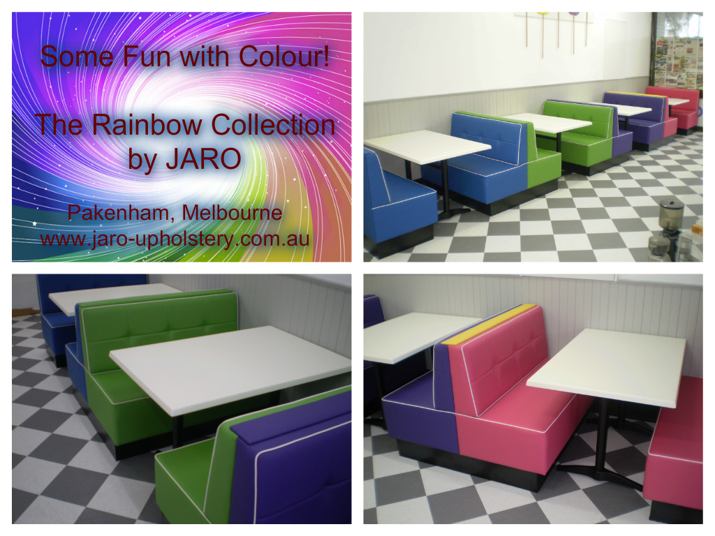 Rainbow Cafe Amp Restaurant Booth Amp Banquette Seating
