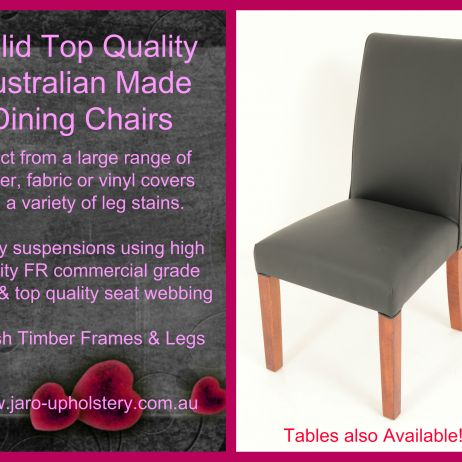 The Perfect Strong Sturdy Dining Chair
