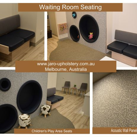 Waiting Room Seating