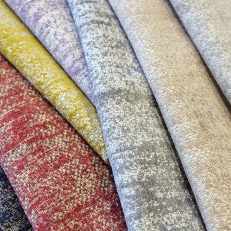 Wortley's Aura - Vintage Look Upholstery Fabric