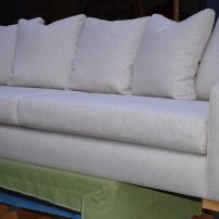 JARO Linen Sofas - Custom Made or Reupholstery Available