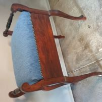 New Cover for Piano Stool