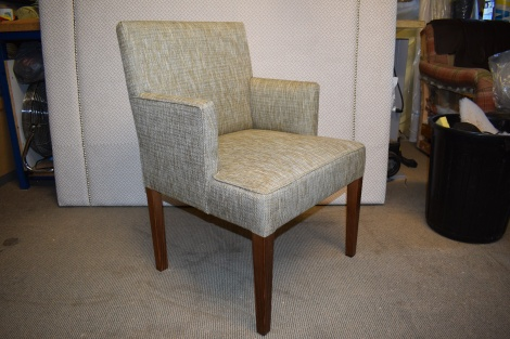 JARO's Meghan Arm Chair with Short Arms