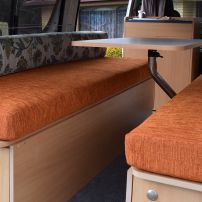 Seat Cushions for Caravans, Campervans, Vans, RVs, Motor-homes, Horse Trucks, Boats, Buses .........