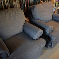 Arm Chair Re-Upholstery Service, Melbourne, Casey, Cardinia, Gippsland