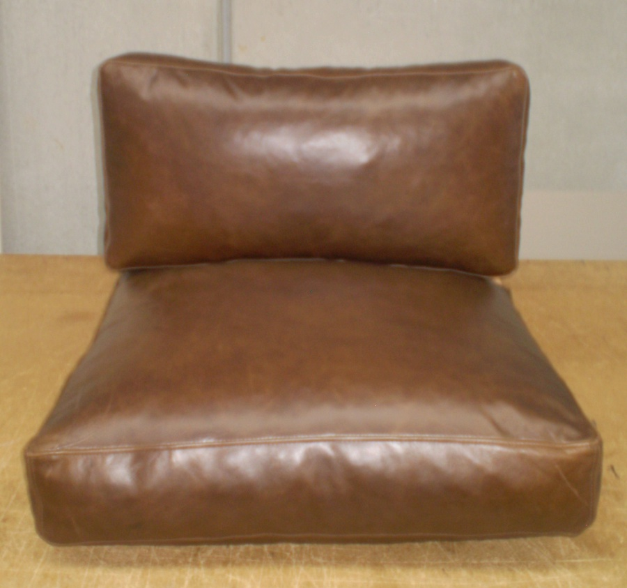Leather Sofa New Cushion Covers Melbourne Upholstery