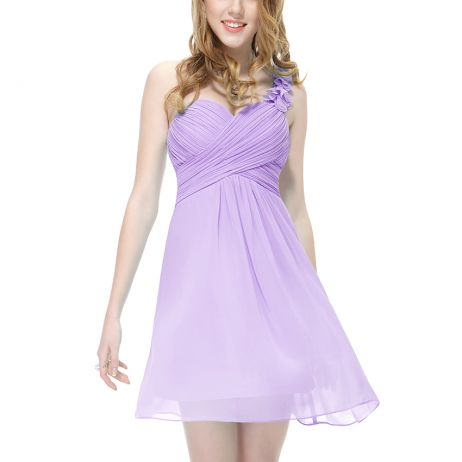 Light Lavender Dress