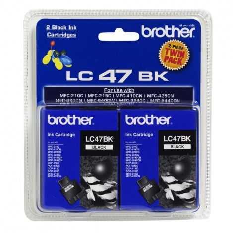 LC47 gb twin pack